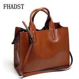 Кожаные сумочки из кожи онлайн-Women Leather Bags Handbags Women Famous s Big Casual Bags Tote Spanish  Shoulder Bag Ladies Large Bolsos Mujer