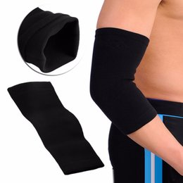 Men's Arm Warmers Hearty S Warmers Sleeve Elbow Stretch Shooting Arm Extended Armband New