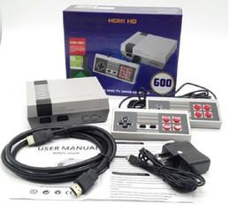 HDMI Mini Classique TV Game Consoles CoolBaby 600 Modèle vidéo Game Player Pour 600 NES HD Jeux Console Anniversaire De Noël Cadeau De Noël ? partir de fabricateur