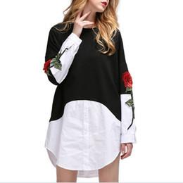 1e93a41004 blusas de chicas grandes Rebajas 2018 mujeres de gran tamaño de manga larga  blusa de punto