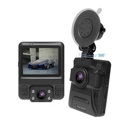 sony recorder Coupons - Car Dash Cam 2.4 LCD FHD 1080p Dashboard Camera Recorder with Sony Sensor, G-Sensor, WDR, Loop Recording,Build-in GPS,Dual Lens CAR DVR