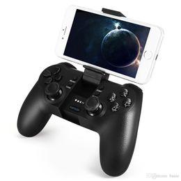 janelas do controlador sem fio Desconto GameSir T1s Mini 2.4 GHz Sem Fio Bluetooth Gaming Controller Gamepad para Android / Windows / PS3 Sistema Joystick de Vibração
