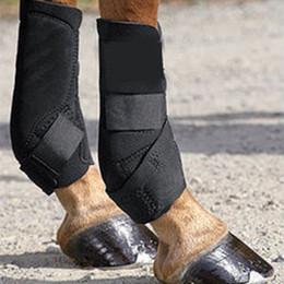 Cheval jambières Jambe de sabot Équipement de protection Fournitures de harnais Outil d'utilisation équestre Fournisseur d'équitation ? partir de fabricateur