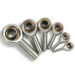 Wholesale Threaded Rod Ends - Male Thread Rod End Joint Bearing SA5T K; SA6T K; SA8T K;SA10T K;SA12T K; SA14T K;SA16T K Spherical Oscillating