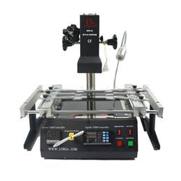 LY IR6500 V.2 infravermelho estação de retrabalho bga, laptop motherboard bga reparação máquina, com gabarito pcb de Fornecedores de máquina bga