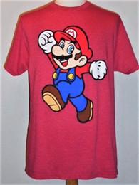 Mario Jump SUPER MARO BROS. T-shirt de jeu vidéo, grand ? partir de fabricateur