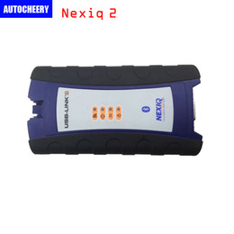 Wholesale Interface Nexiq - NEXIQ 2 USB Link withSoftware Diesel Truck Interface with All Installers With Bluetooth Function