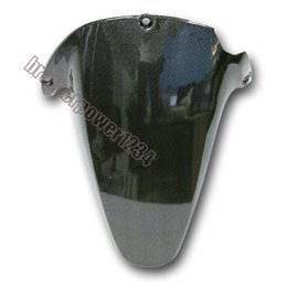 Wholesale cbr954rr plastics - Brand New 2002 2003 Honda CBR954RR Carbon Fiber ABS Plastic Rear Hugger Fender Fairing
