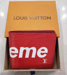 Wholesale Women Clutch Wallet - AAA High Quality wallet with gift box short Wallets Card Holders Famous Brand for Men women purse Clutch Bags0776