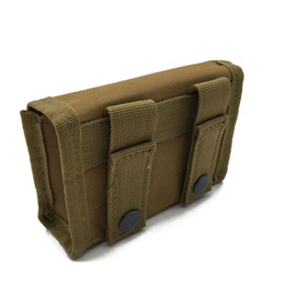 2019 eixos de flecha por atacado Cinto de Cartucho de Caça de Rifle 10 Rodada Airsoft Tactical Bandolier Medidor Titular Munição Titular Arma Militar Acessórios Coroa Mordente
