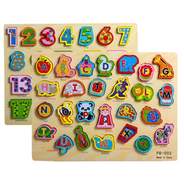 2019 пазлы математика Creative Kids Early Childhood Education Digital Letter Toy Puzzle Learning Toy Supplies Mathematics Teaching Resources дешево пазлы математика