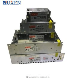 Wholesale Switching Power Supply 15a - LED transformer power supply Led Strip Lights AC DC 110V-220V to 12V 3.2A 5A 8.5A 10A 12.5A 15A-40A switching Adapter