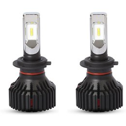 Wholesale headlamp bmw - 50W 6500LM Car LED Headlight bulb H7 H8 H9 H11 HB3 9005 HB4 9006 Auto Headlamp For BMW HONDA LINCOLN CHEVROLET Pick-up composite