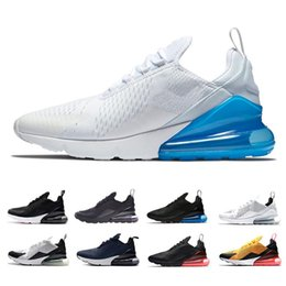 2039cf40679f Trainers sneakers Designer 270 shoe Flair Teal Triple Black White men  running Shoes Hot Punch Photo racer blue Light Bone tiger 270s sports