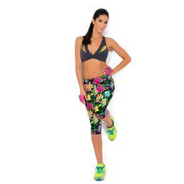 Wholesale workout pants wholesale - Compression Breathable Running Shorts Women Gym Short Slim Short Fitness Workout Elastic Printed Yoga Shorts Activewear Hiking