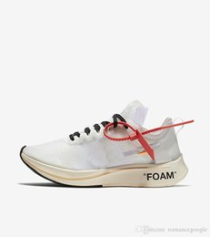 Wholesale Leather Bowl - Brand Off Shoes The Ten X Virgil Abloh Air Presto Retro 1 Blazer Mid 97 90 Zoom Fly VaporMax React Hyperdunk 2017 FK White Sneaker 36-45