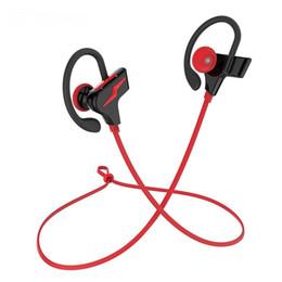 Wholesale Water Proof Headphones - S30 Luxury Fashion Sport Waterproof Earphone Water proof Ear Hook Fashion Bluetooth wireless Running Shower Headphone Hanging Ear Style