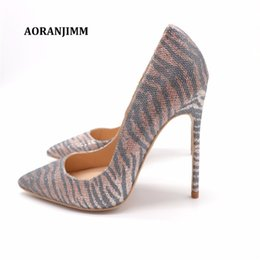 7aa278014876 Free Shipping women lady 2018 woman black red snake python leather Poined  Toes Wedding heels Stiletto High Heels shoes pumps 12cm 10cm 8c m