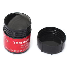 Wholesale Cpu Cooling Thermal Paste - 20g High Conductivity Cooler Thermal Heatsinks Grease Paste Tin Heat Dissipation Silicone Fluid In Bulk Cooling for Computer CPU