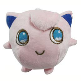 """Boneca de pelúcia jigglypuff on-line-Hot New 6"""" Presentes 15CM Jigglypuff Plush Doll Pendant Anime de coleção bonecas de pelúcia Partido brinquedos macios"""