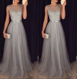 Wholesale evening night dress - Women Formal Wedding Bridesmaid Long Evening Party Ball Prom Gown Cocktail Dress