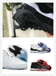 Wholesale highest number - 2018 High Quality Space Jam Basketball Shoes Men Women 11s Spaces Jam With Number 45 Sports Sneakers Boot Free Shipping