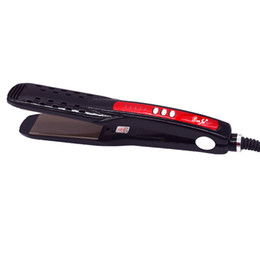 Wholesale Fashion Press - Hair Straighteners Fashion Profession Unique Exterior Design Simple Compact Hair Care High Quality Styling Tools 808 Triple-Press