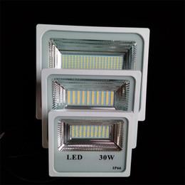 al por mayor reflectores de energía solar Rebajas Luz de inundación del LED 30W 50W 100W Epistar SMD 5730 Reflector 110V 220V Reflector IP65 Lámpara de iluminación de calle de jardín al aire libre impermeable