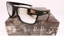 Wholesale cheap branded sunglasses - O Series Sale Cheap Sunglasses for Men Crossrange Smoke Prizm Polarized Lens Brand Glasses Free Shipping