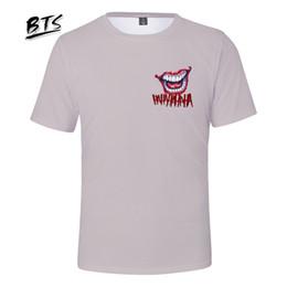 66bb742259f BTS Hot Sale Kawaii 3D Suicide Squad Harajuku T-shirts Women Clothes 2018 Short  Sleeve TShirt Tops Hip Hop Plus Size Q1201-Q1210 discount t shirts kawaii  ...