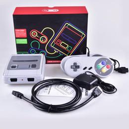 Console de jeu HDMI Super SFC Mini TV pour 621 HD SNES SFC NES Consoles de jeu vidéo de poche Bonne qualité ? partir de fabricateur
