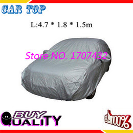 Wholesale Rain Protection Cover - High quality Waterproof Car Covers Indoor Outdoor Sunshade Heat UV Snow Dust Rain Resistant Protection