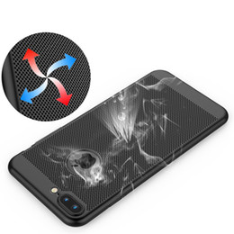 Canada Ultra-Mince Peau Respirante Cas Dur PC Shell Simple conception Antichoc Case Couverture Pour iPhone X 8 7 6 6 S Plus 5 5s SE Offre