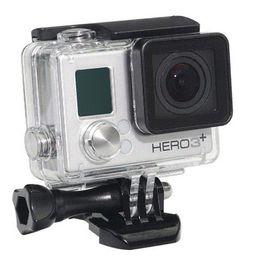 Deutschland Suptig für Go Pro Zubehör für Gopro wasserdichte Gehäuse Case Mount Hero 3 plus für Gopro Hero3 + 3 4 Kamera-Montage Versorgung