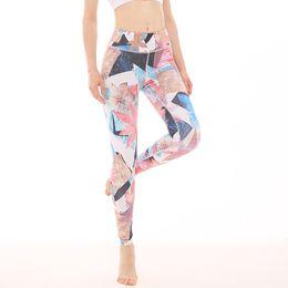 Wholesale 2018 WELIVENICE Yoga Roupas Mulheres Leggings Calças Para As Mulheres Rosa Verde Laranja Roxo de Fitness Legging Esporte Fitness