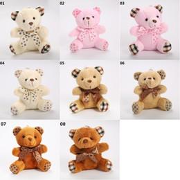 Jouets les plus populaires en Ligne-10cm peluche ours en peluche joue le plus populaire peluche en peluche porte-clés porte-clés Cartoon