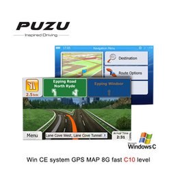 Wholesale Gps Wince - Universal 8G gps maps Micro sd card latest Map for WinCE car dvd navigation map Europe Russia Belarus USA all around the world