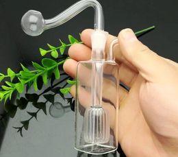 Мини-квадратные стеклянные бутылки онлайн-Мини-квадрат стекло бутылка воды, Оптовая бонги масляной горелки трубы водопроводные трубы стеклянные трубы нефтяные вышки курение Бесплатная доставка