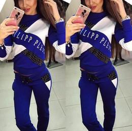 Chaud! Femmes Sport Costumes Imprimé Automne Survêtements À Manches Longues Casual Sportwear Costumes 2 Pièce ensemble de vêtements Hoodies Sweatshirt ? partir de fabricateur