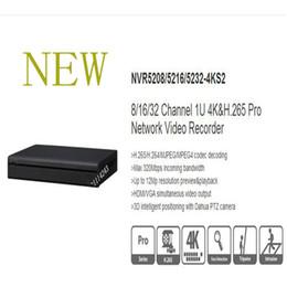 Wholesale Udp Dns - DAHUA 8 16 32CH 1U 4K&H.265 NVR support 2HDD Onvif NVR5208-4KS2 NVR5216-4KS2 NVR5232-4KS2 LS-3