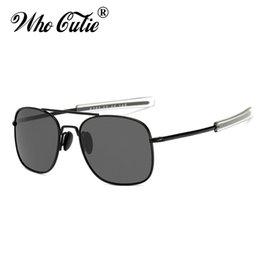 OMS CUTIE 2018 AO lunettes de soleil hommes polarisé marque designer  américain Optical pilote lunettes de soleil lunettes de soleil lunettes  OM756 4ad9a09fe852