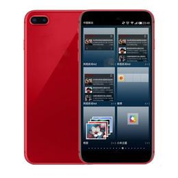 старые фонарики Скидка Goophone I8plus 2G телефон 512M / 4G 5.5inch Может показывать поддельный смартфон 4G / 128G FAKE 4G LTE GPS