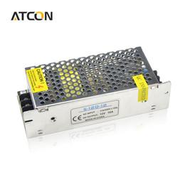 2019 3528 cavo di alimentazione principale 1Pcs 10A 120W lighting Transformers 100V -265V AC to DC 12V Switch Power Supply Adapter Converter For RGB LED Strip light Driver