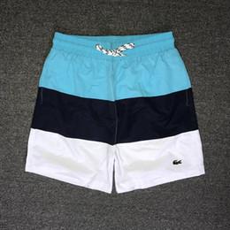 Nova marca calções de crocodilo dos homens Cabeça de Tigre tubarão macacos Shorts crocodilian Mens Verão Praia Surf Swim Swimwear Esporte de