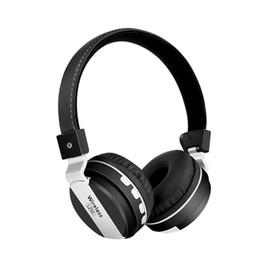 Cuffie senza fili Cuffie Bluetooth Cuffie auricolari Cuffie Auricolari con  microfono Per PC musica per telefoni cellulari cuffia senza fili del  microfono ... 8fff5b7fda6f
