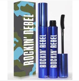 Wholesale Best Selling Mascara - FREE SHIPPING 2018 NEWEST Best-Selling Brand Makeup Waterproof Mascara Black(12 pcslots )12pcs free shipping