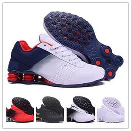 buy popular 9fec3 04188 nike air max Vendita calda 14 colori trasporto di goccia all ingrosso  famoso DELIVER OZ NZ Avenue Mens Athletic Sneakers Sport scarpe da corsa