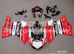 New Injection Mold ABS bike Fairing Kits 100% Fit For DUCATI 899 1199 1199S Panigale s 2012 2013 2014 2015 Bodywork set 12 13 14 15 Red QHH