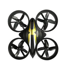 2020 rc nano quadcopter mini drone S22 Mini RC Drone 4CH 2.4 GHz 6 Eixos Giroscópio Mini Nano RC Quadcopter Drone com Uma Chave de Retorno 3D Flips Luz LED desconto rc nano quadcopter mini drone