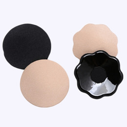 305c06ede China Petals Shape Nipple Covers Silicone Bras Breathable Breast Pads Sexy  Ladies Adhesive Nipple Covers Milk